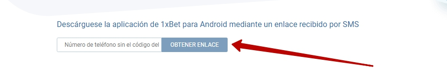 1xBet para Android